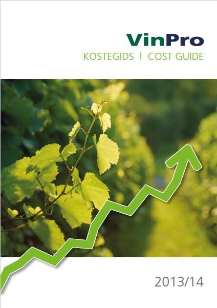 VinPro Cost Guide 2013/14