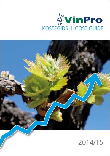 VinPro Cost Guide 2014/15