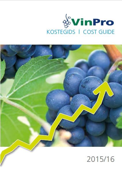 VinPro Cost Guide 2015/16