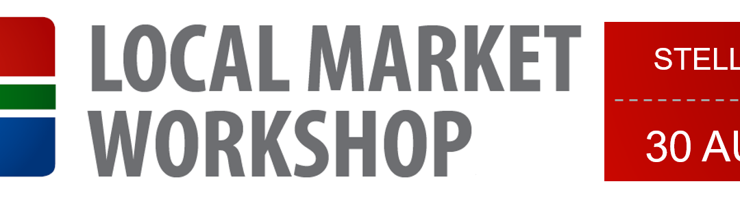 Local Market Workshop: Stellenbosch (L'Avenir)