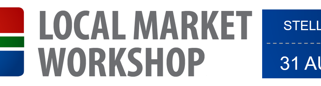 Local Market Workshop: Stellenbosch (De Zalze)