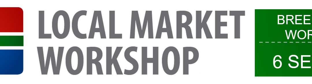 Local Market Workshop: Breedekloof/Worcester
